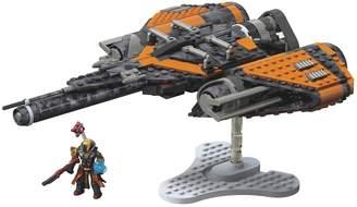 Mega Bloks Destiny Arcadia Jumpship