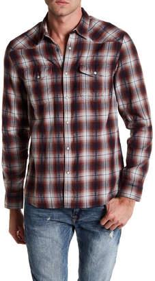Lucky Brand Santa Fe Western Regular Fit Shirt