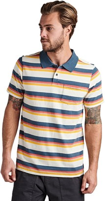 Roark Revival Captain Sun Polo Shirt - Men's