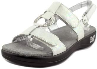 Alegria by PG Lite Julie Women US 10 White Slingback Sandal