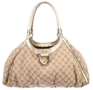 Gucci Large D-Ring Hobo