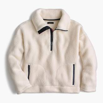 J.Crew Half-zip sweatshirt in Polartec® fleece