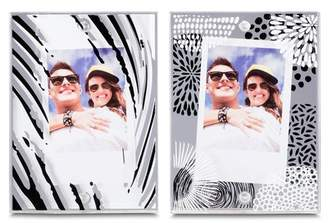 L'ge INSTAX MINI BY FUJIFILM LGE Magnetic Frames - Black & White - Pack of 2