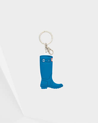 Hunter tall boot keyring