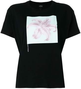 Marcelo Burlon County of Milan Flower T-shirt
