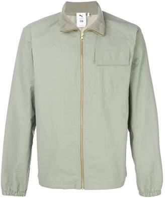 Puma zipped jacket