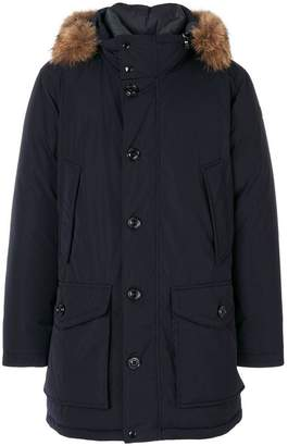 Moncler River parka coat