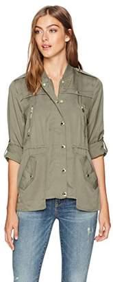 Juicy Couture Black Label Women's Tencel Denim Jacket