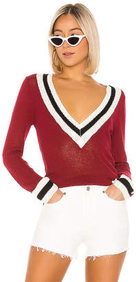 superdown Bobbie V Neck Sweater