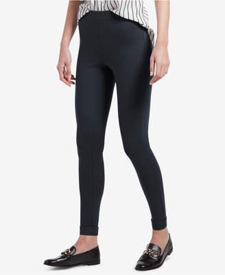 Hue Fleece-Lined High-Waist Leggings