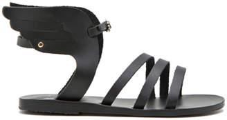 Ancient Greek Sandals Ikaria Calfskin Leather Sandals