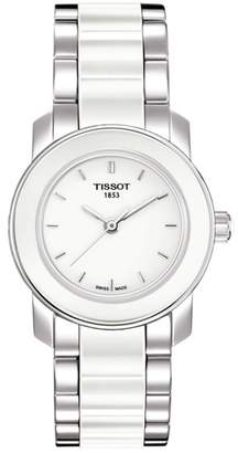 Tissot Cera Bracelet Watch, 28mm