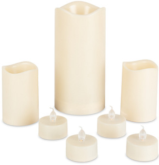 Everlasting Glow Assorted, Flameless, Battery-Powered Candles