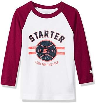 Starter Girls' 1971 Logo Baseball T-Shirt