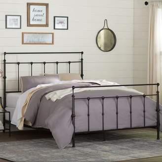 Alcott Hill Leavitt Panel Bed
