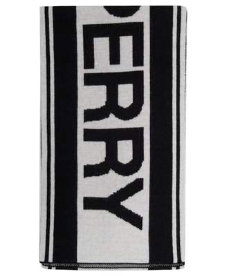 Fred Perry Authentics Scarf Colour: BLACK AND WHITE, Size: