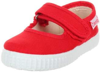 Cienta Mary Jane Sneakers for Girls – Casual Shoes with Adjustable Strap