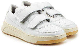 Acne Studios Perey Velcro Leather Sneakers