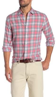 Faherty BRAND Ventura Plaid Sport Shirt