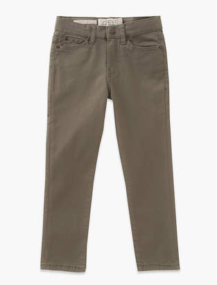 Lucky Brand 5 POCKET STRETCH TWILL PANT