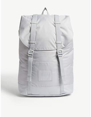 Herschel Retreat Light canvas backpack