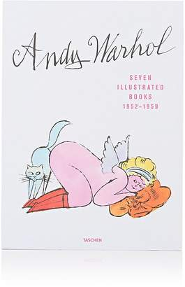 Andy Warhol: Seven Illustrated Books 1952-1959