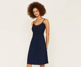 Oasis LACE BODICE CAMI DRESS
