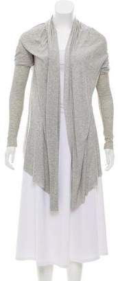 Yigal Azrouel Asymmetrical Open Front Cardigan