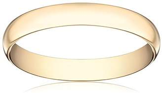 Standard Comfort-Fit 14K Yellow Gold Band
