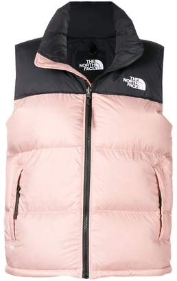 The North Face padded gilet