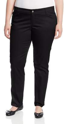 Dickies Juniors Plus-Size Five-Pocket Skinny Pant
