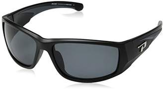 Pepper's Unisex-Adult Big Horn MP5722-1 Polarized Oval Sunglasses