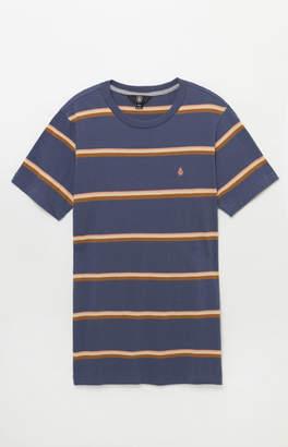 Volcom Sheldon Striped T-Shirt