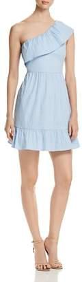 Vero Moda Sia One-Shoulder Dress