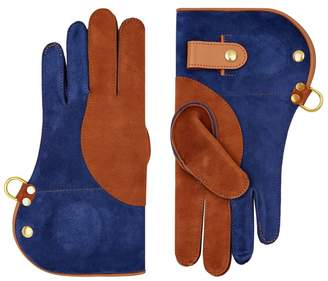 Purdey Leather Falconry Glove