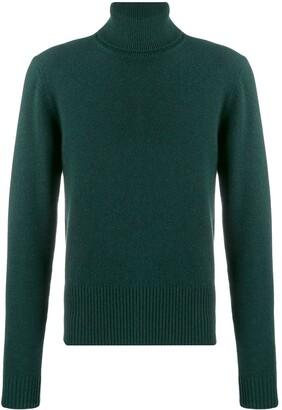 Dolce & Gabbana knit roll neck sweater