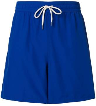 77da96450e11 Polo Ralph Lauren embroidered logo swim shorts