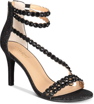 Thalia Sodi Darrla Strappy Evening Sandals, Created for Macy's Women's Shoes