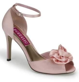 Pleaser USA Bordello Women's Rosa-02 Ankle Strap Sandal