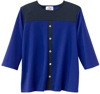 Chanel Silverts Disabled Elderly Needs Classic Adaptive Top for Women - 2XL