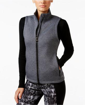 Calvin Klein Performance Scuba-Neck Vest $79 thestylecure.com