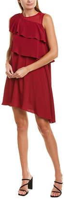 Marella Silk-Blend A-Line Dress