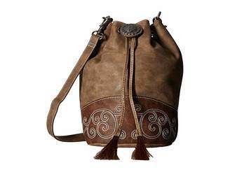 M&F Western Molly Bucket Bag