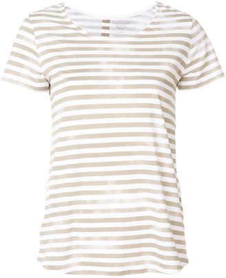 Majestic Filatures striped faded T-shirt