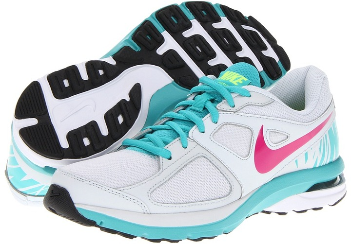 Nike Futurun (Pure Platinum/Sport Turquoise/Volt/Fusion Pink) Women's Running Shoes