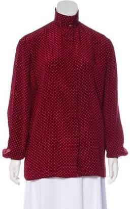 Giorgio Armani Vintage Silk Blouse