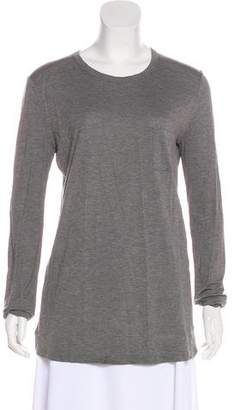 Alexander Wang Knit Long Sleeve Top