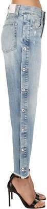 Jonathan Simkhai Cotton Denim Boyfriend Jeans