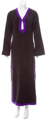 Lisa Marie Fernandez Terry Cloth Dress Cover-Up