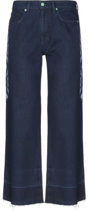 Sandrine Rose Denim pants - Item 13347853EI